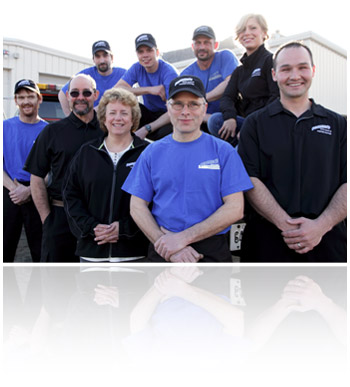 Pelletier's Powder Coating - Staff Picture